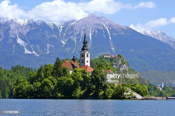 Isle auf Bled