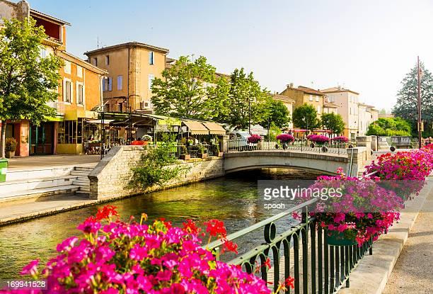 L'Isle sur la Sorgue-Provence, Frankreich