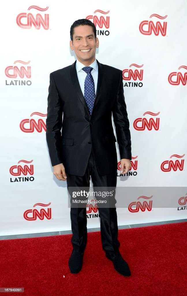 Ismael Cala attends the 2013 CNN en Espanol and CNN Latino Upfront at Ink 48 Hotel on May 2, 2013 in New York City.