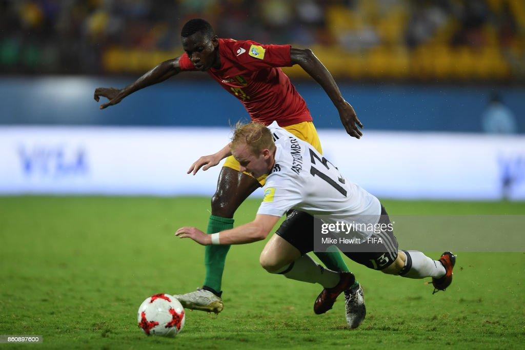 Guinea v Germany - FIFA U-17 World Cup India 2017
