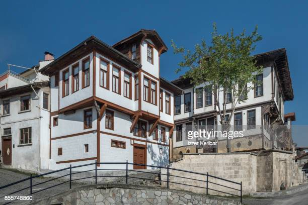 Ismail Bey  mansions at Kastamonu ton, northern Turkey
