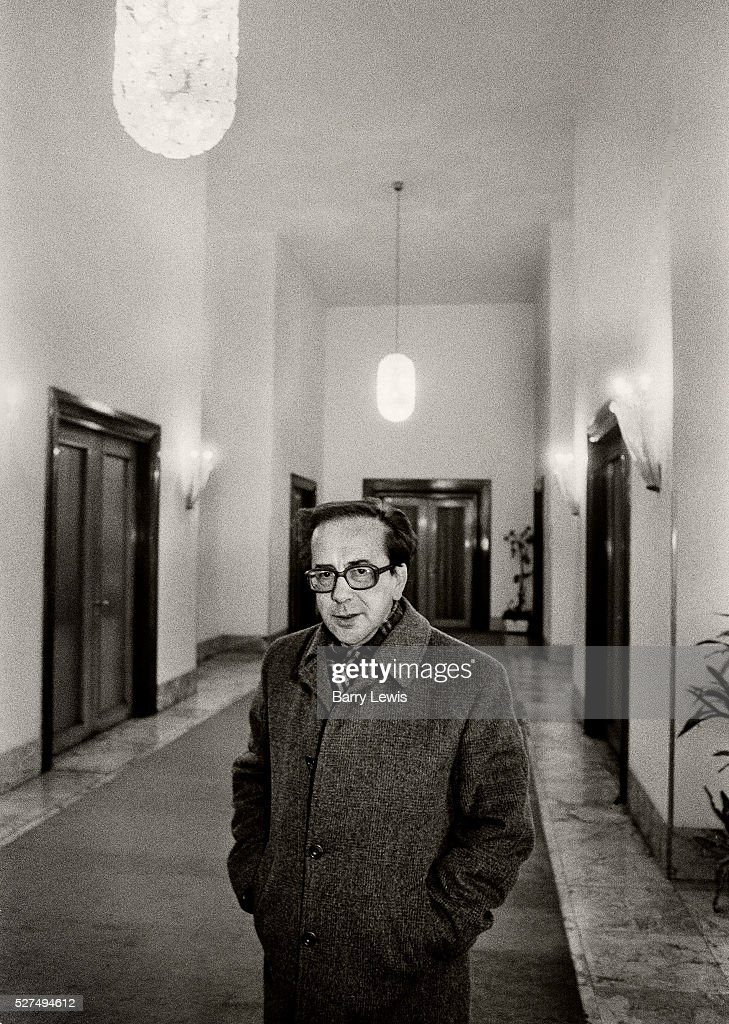 Ismail Kadare a leading Albanian writer in a Tirana hotel weeks before his defection to France In 1990 Kadare claimed political asylum in France...