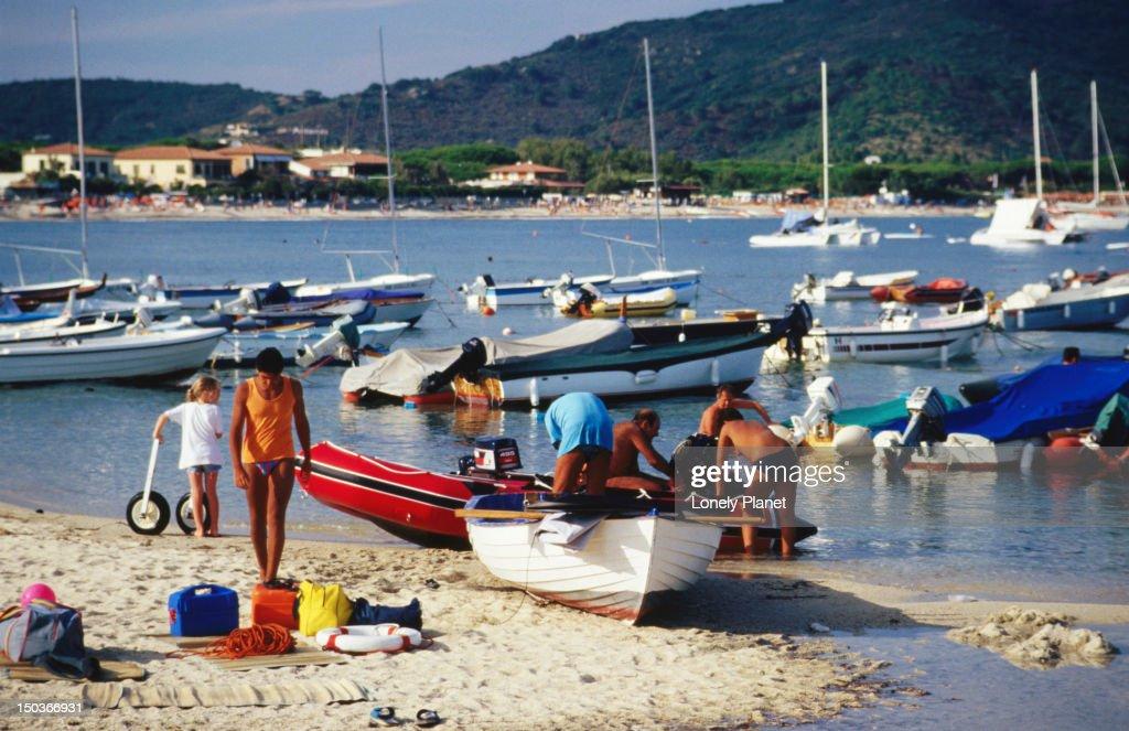 Isola d'Elba ( Island of Elba ), Tuscany : Stock Photo