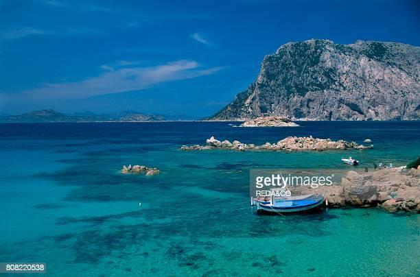 Isola Molara e Tavolara Loiri Porto San Paolo Sardinia Italy Europe