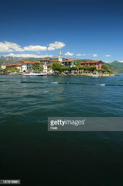 Isola Superiore in Italy, Lago Maggiore