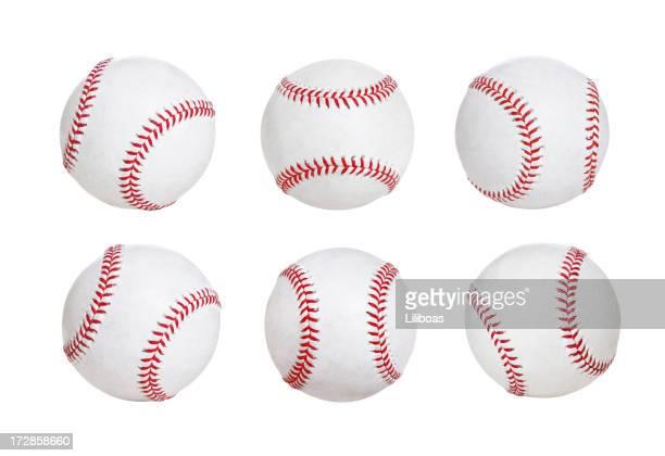 Isolated Baseballs (XXL)