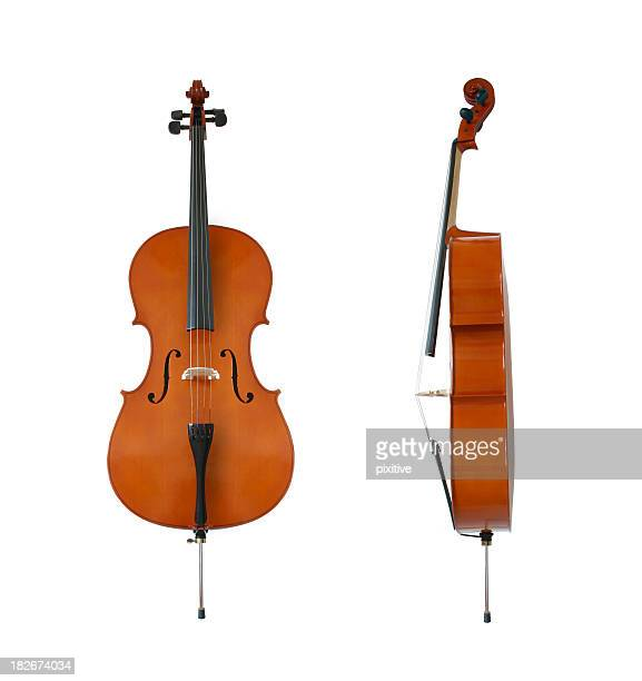 Isolated cello