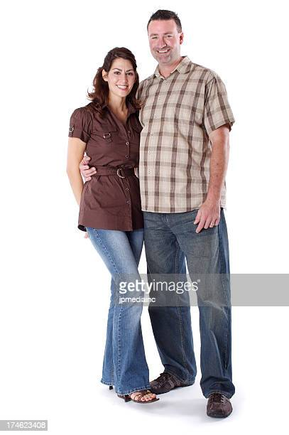 Isolated couple