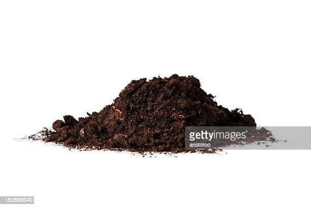 Isolated Heap of Dirt