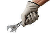Working Hand - Wrench