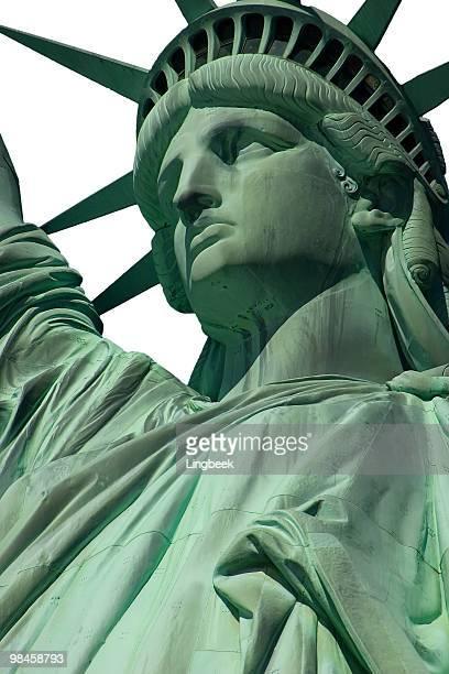 絶縁自由の女神像