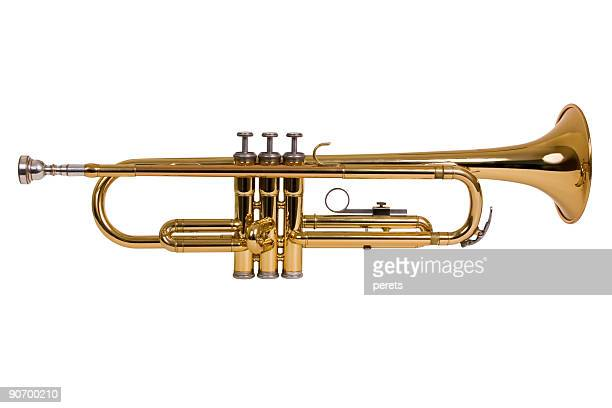 isolated trumpet