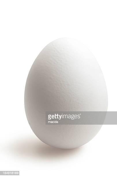 Weiße Ei