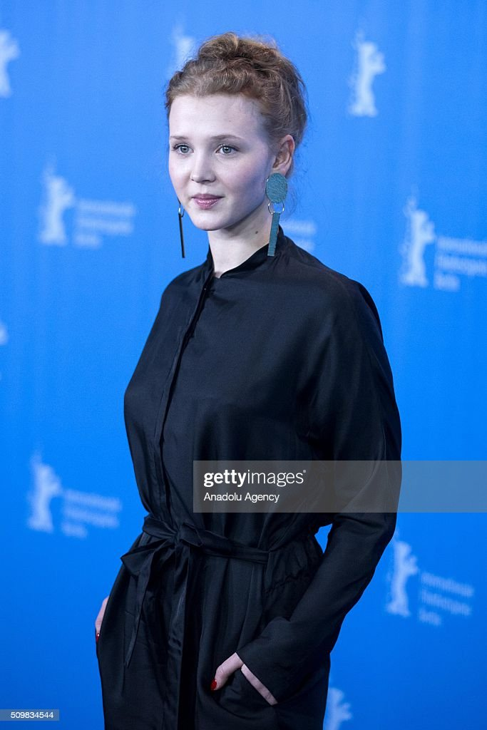 Isolda Dychauk attends the 'Boris without Beatrice' (Boris sans Beatrice) photo call during the 66th Berlinale International Film Festival Berlin at Grand Hyatt Hotel on February 12, 2016 in Berlin, Germany.