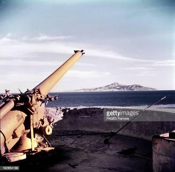 Israel After The Suez Canal War Israël a gagné la bataille de la mer Rouge En occupant le point clé de Charm ElCheikh et en faisant sauter ce canon...