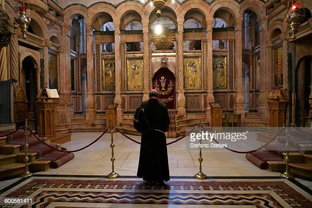 Israel, Jerusalem, Church of the Holy Sepulchre