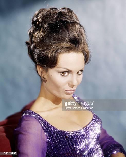 Israeli actress Daliah Lavi circa 1966