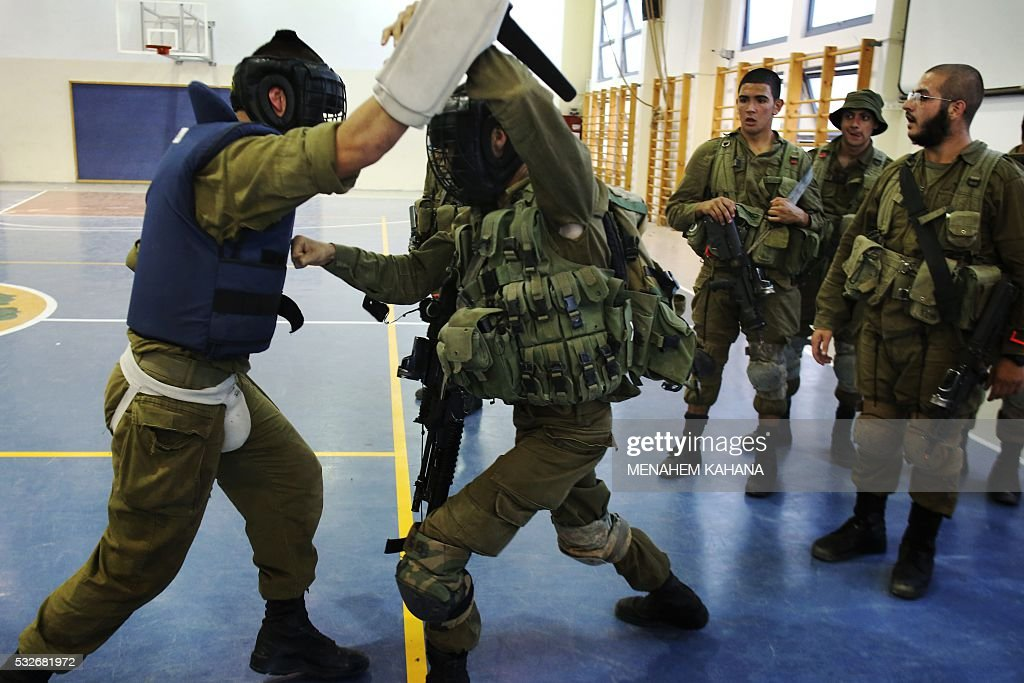 there are no rules.  / AFP / MENAHEM KAHANA        (Photo credit should read MENAHEM KAHANA/AFP/Getty Images)