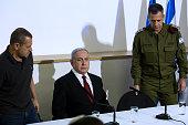 ISR: PM Netanyahu And IDF Chief Kochavi Make Statement After Islamic Jihad Chief Targeted