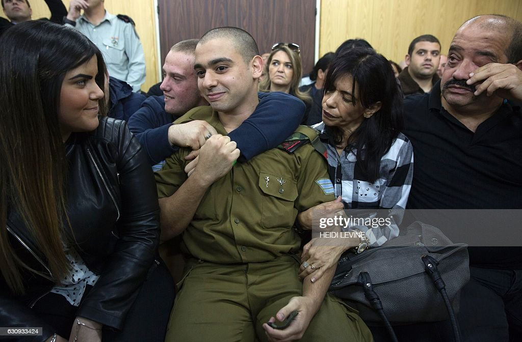 Israeli soldier Elor Azaria sentenced To 1.5 years in prison