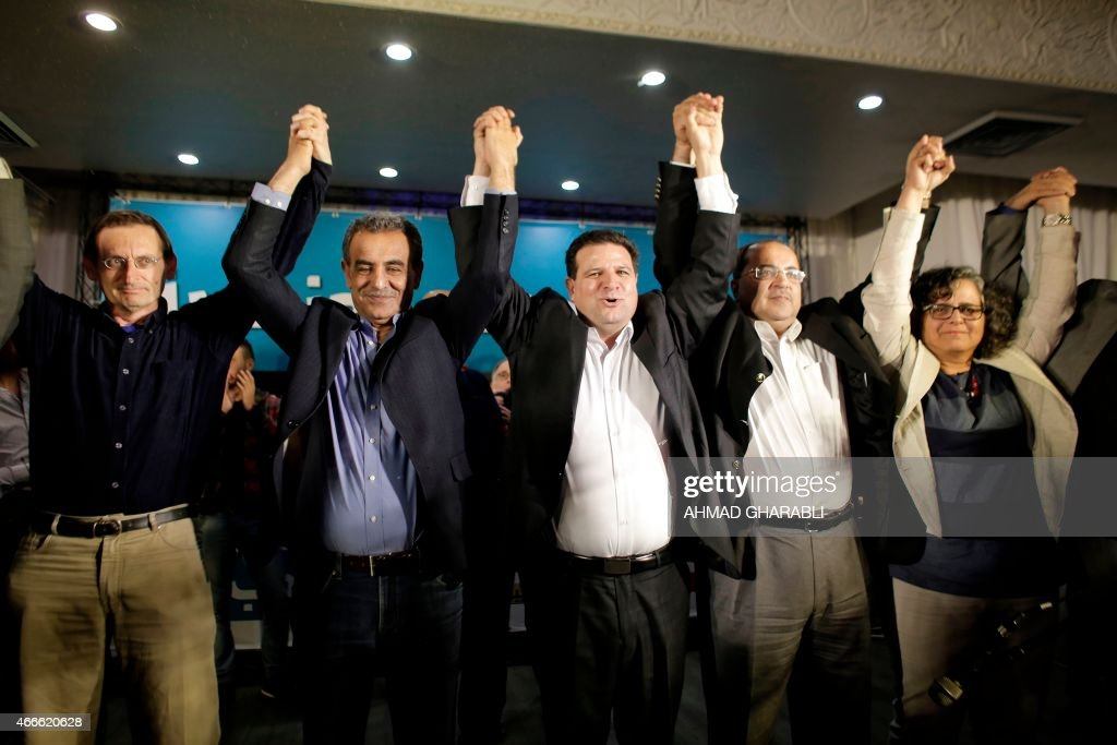 IsraeliArab candidates who are members of a Joint List of Arab parties Jewish Israeli Member of Parliament with a Communist party Dov Khenin Knesset...