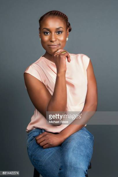Issa Rae is photographed for Essence Magazine on July 1 2016 in New Orleans Louisiana
