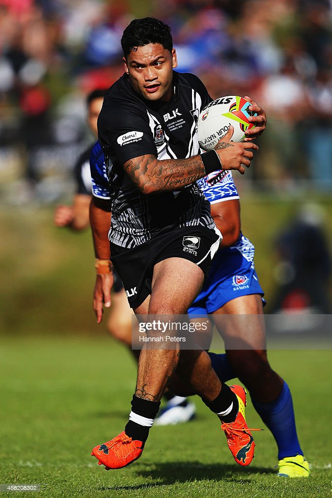 Four Nations - New Zealand v Samoa