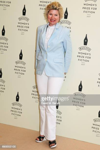 Issy Van Randwyck attends the Baileys Women's Prize For Fiction Awards 2017 at The Royal Festival Hall on June 7 2017 in London England