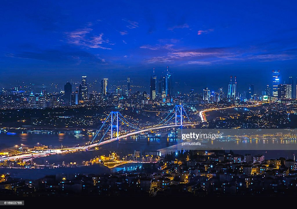 istanbul bosphorus : Stock Photo