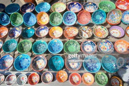 Istanbul Ceramic : ストックフォト