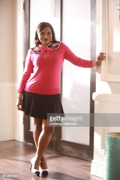 PROJECT 'It Had To Be You' Episode 610 Pictured Mindy Kaling as Mindy Lahiri