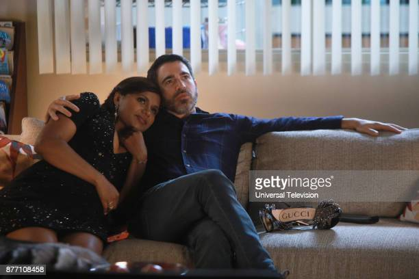 PROJECT 'It Had To Be You' Episode 610 Pictured Mindy Kaling as Mindy Lahiri Chris Messina as Danny Castellano