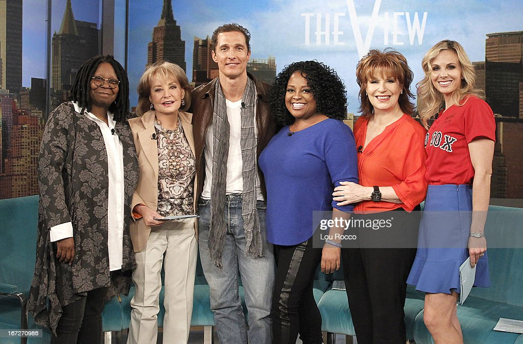 THE VIEW - It is a celebration of Sherri Shepherd's birthday on 'THE VIEW,' 4/22/13 (11:00 a.m. - 12:00 noon, ET) airing on the ABC Television Network. HASSELBECK