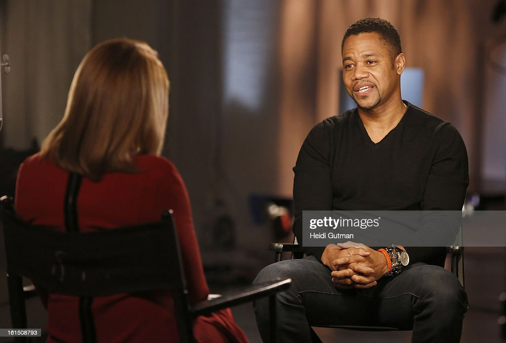 20/20 - It is a celebration of the Academy Awards as Katie Couric goes inside the vast Oscar archives, for a Special Edition of 20/20, 'Mad About Oscar with Katie Couric,' airing WEDNESDAY, FEB. 20 (10-11pm, ET) on the ABC Television Network. She also sits down for an interview with Oscar-winning actor Cuba Gooding, Jr.