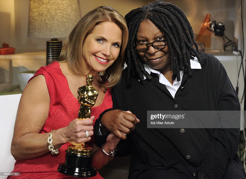 20/20 - It is a celebration of the Academy Awards as Katie Couric goes inside the vast Oscar archives, for a Special Edition of 20/20, 'Mad About Oscar with Katie Couric,' airing WEDNESDAY, FEB. 20 (10-11pm, ET) on the ABC Television Network. She also sits down for an interview with Oscar-winner Whoopi Goldberg.. GOLDBERG