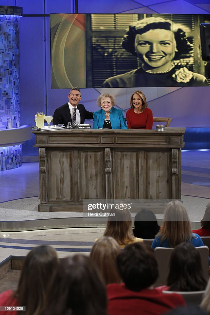KATIE - It is a show filled with surprise guests and performers to celebrate Katie Couric's birthday, on KATIE, airing MONDAY, JAN. 7th, distributed by Disney-ABC Domestic Television. COURIC