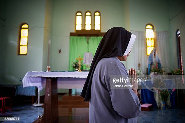 'It is unthinkable that our church will soon be at the bottom of a reservoir' says 53yearold Catholic nun Mary In a joint venture China Power...