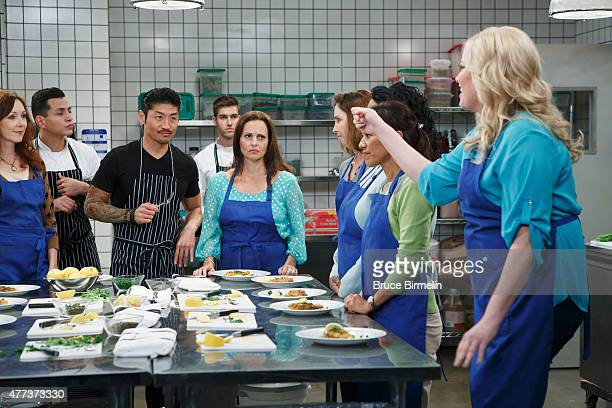DADDY 'It Takes a Village Idiot' Bonnies cooking lesson with her favorite chef does not go as hoped on an allnew episode of Baby Daddy airing...