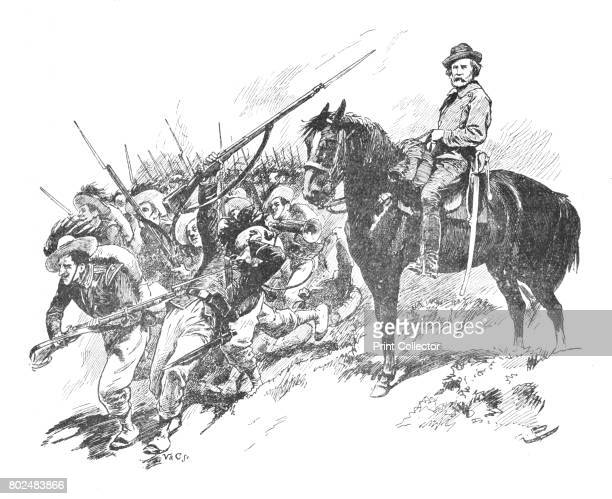 It Was At That Moment That Garibaldi Appeared 1902 The Battle of Volturnus or Volturno refers to a series of military clashes between Giuseppe...