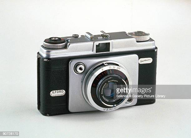 It was on neat 35mm cameras like this that so many amateurs took their first steps in colour photography in the 1960s Inexpensive and compact yet...