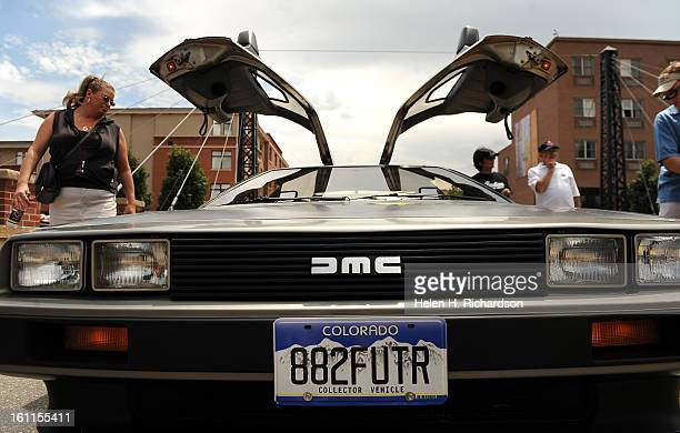 It was the only model ever produced by the company and had it's signature gull wing doors as seen above and a fiberglass underbody with brushed...