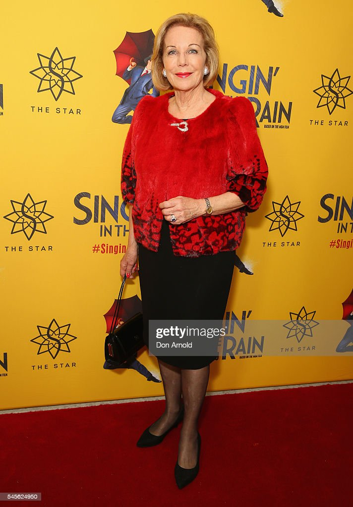 Singin' In The Rain Opening Night - Arrivals