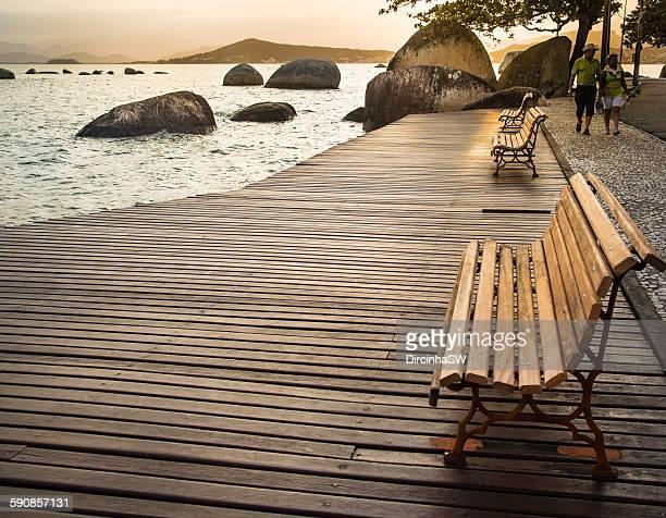 Itaguaçu beach - Florianópolis- Brazil