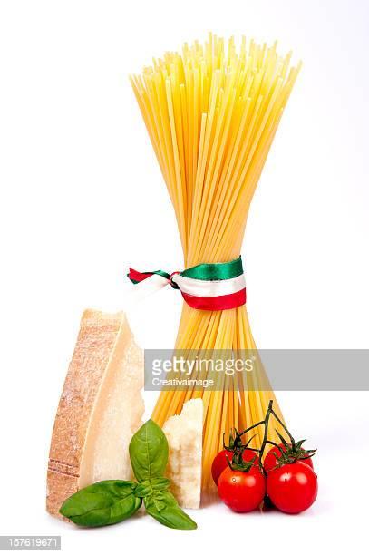 Italia food spaghetti