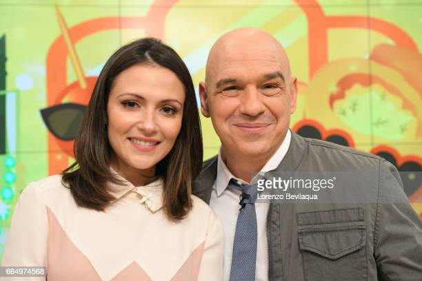 THE CHEW Italia Ricci is the guest Wednesday April 5 2017 on ABC's 'The Chew' 'The Chew' airs MONDAY FRIDAY on the ABC Television Network SYMON