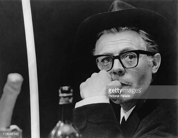 Italian actor Marcello Mastroianni in the 1960's