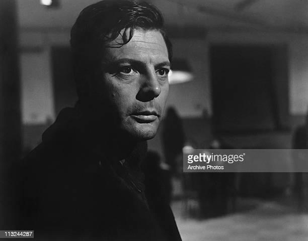 Italian actor Marcello Mastroianni in the 1962 film 'Family Diary'