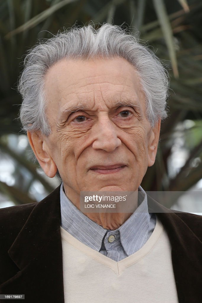 Italian actor <a gi-track='captionPersonalityLinkClicked' href=/galleries/search?phrase=Roberto+Herlitzka&family=editorial&specificpeople=3173725 ng-click='$event.stopPropagation()'>Roberto Herlitzka</a> poses on May 21, 2013 during a photocall for the film 'La Grande Bellezza' (The Great Beauty) presented in Competition at the 66th edition of the Cannes Film Festival in Cannes. Cannes, one of the world's top film festivals, opened on May 15 and will climax on May 26 with awards selected by a jury headed this year by Hollywood legend Steven Spielberg.