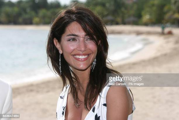 Italian actress Caterina Murino who plays Solange in the upcoming James Bond film Casino Royale in Montego Bay Jamaica It was announced today that...
