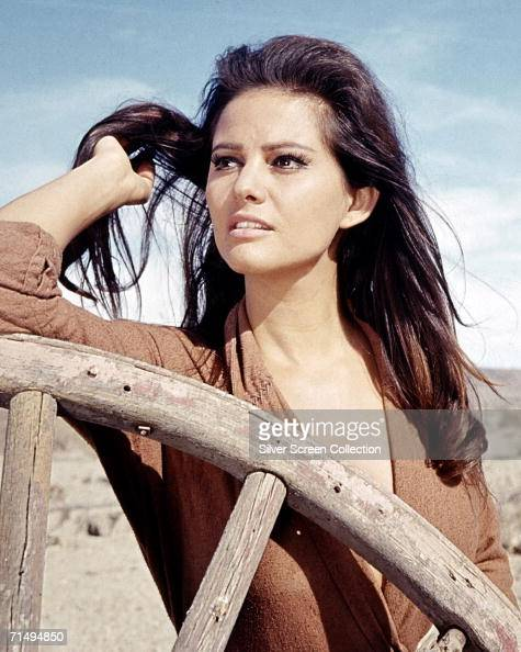Claudia Cardinale : Photo d'actualité